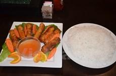 Presentan exquisitez de la gastronomía vietnamita en China