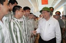 Amnistía muestra tradición humanitaria de Vietnam, afirma vicepremier