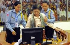 Muere Ieng Thirith, la 'primera dama' del régimen de Khmer Rojo