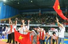 Conquista Vietnam concurso regional de robótica