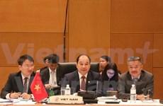 Vietnam asiste a reuniones consultivas de ministros económicos ASEAN