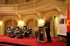Conmemoran Día Nacional de Vietnam en extranjero