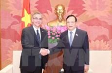 Vietnam y Argentina refuerzan lazos parlamentarios