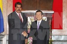 Vietnam y Venezuela desempeñados en multiplicar trasiego comercial