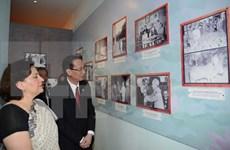 Inauguran en Thua Thien-Hue exposición sobre el presidente Ho Chi Min