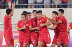 Vietnam entra en final de torneo futbolístico regional sub19