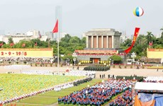 Líderes del mundo felicitan a Vietnam por el Día Nacional