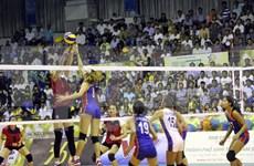 En Vietnam torneo asiático de clubes femeninos de voleibol