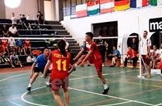 Conquista Vietnam primeras medallas doradas en torneo mundial de Jiánz