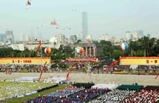 Más felicitaciones por Día Nacional enviadas a Vietnam