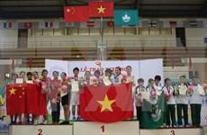 Vietnam domina torneo mundial de volante de plumillas