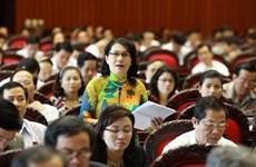 Busca Vietnam elevar participación de mujeres en órganos electos