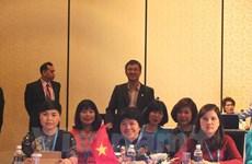 Vietnam participa en conferencia de disputadas de AIPA en Malasia