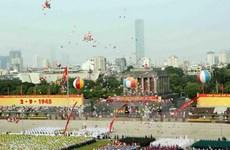 Nuevas congratulaciones a Vietnam por Día Nacional