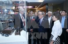 Presidente parlamentario vietnamita continúa agenda de visita en EE.UU