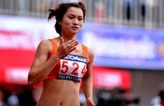 Excelente actuación de atletas vietnamitas en torneo de Tailandia