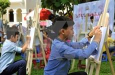 Convocan concurso pictórico sobre amistad Vietnam - Cuba