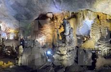 Phong Nha – Ke Bang, patrimonio tangible más destacado del año