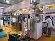 Inauguran exposiciones sobre industria auxiliar en Hanoi