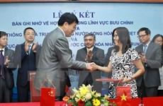 Firman memorando de colaboración Vietnam- China en correos