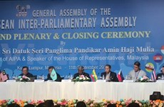 AIPA–36, reunión interparlamentaria por intereses de pueblos de ASEAN