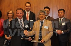 Vietnam y Australia cooperan en formación de ciencia y tecnología