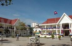Cambodia inaugura escuela primaria patrocinada por Hanoi