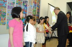 Convocan concurso Diario de Ilustración para Niños Asiáticos