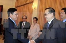 Determinados Vietnam y Filipinas aumentar intercambio comercial