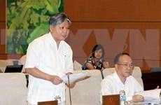 Parlamento vietnamita debate acerca de formación jurídica