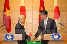 Vietnam y Japón emiten declaración sobre visión conjunta
