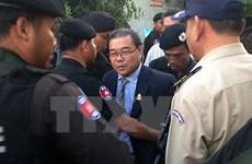 Cambodia niega libertad bajo fianza de senador Hong Sok Hour