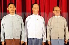 """Myanmar rechaza """"declaración conjunta"""" sobre elección general"""