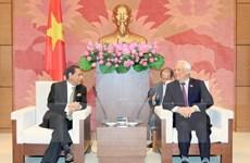 Resalta Vietnam cooperación parlamentaria con Bangladesh