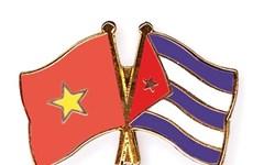 Organización de amistad vietnamita regala computadores al ICAP