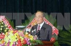 Líder parlamentario insta a Khanh Hoa impulsar avance socioeconómico