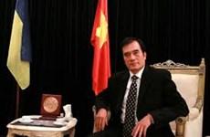 Embajador vietnamita expresa solidaridad con pueblo de Ucrania