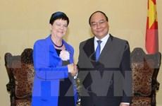 Vietnam considera a Reino Unido uno de importantes socios comerciales