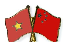 Viceministro de Defensa recibe al agregado militar chino