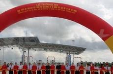 En operación segundo tramo de autopista Hanoi- Hai Phong