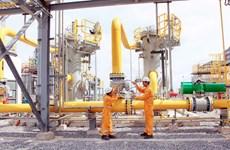 En operación repartidor de gas de minas en Norte de Vietnam