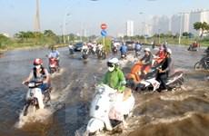 Soluciones contra inundaciones para Ciudad Ho Chi Minh