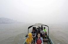 Indonesia suspende vuelos debido a incendios forestales