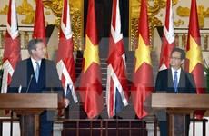 Abren en Reino Unido agregaduría militar vietnamita