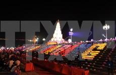 Desarrollan Festival Otoñal de Con Son-Kiep Bac