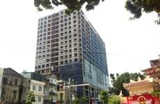Gobierno pide investigar señales violatorias en construcción en Hanoi