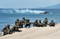 Realizan Filipinas y Estados Unidos ejercicio anfibio