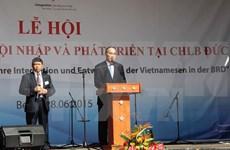 Celebran en Hanoi aniversario de lazos Vietnam- Alemania