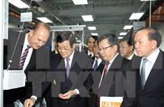 Instan a elevar prestigio de universidad Viet Duc a nivel regional