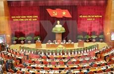 Emprende Comité Central de PCV primera jornada de duodécimo pleno